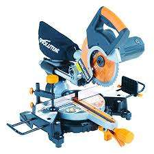 Evolution Rage 3-S+ Multi-Purpose Sliding Mitre Saw - £104.99 @ Amazon