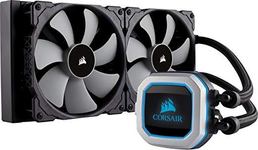 CORSAIR Hydro Series H115i PRO Liquid CPU Cooler - £104.99 @ amazon