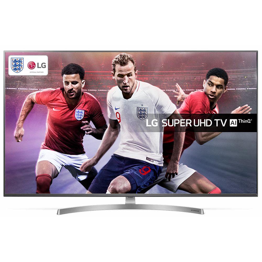 LG 49SK8100PLA 49inch HDR Super UHD LED SMART TV WiFi Freeview HD 5 Yr warranty £499.99 @ ElectricalDiscountUK