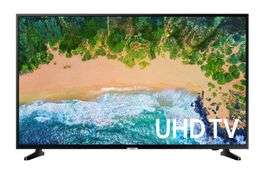 "Samsung 43"" 4K (not RGBW!) 15ms input lag TV with 6-year guarantee! - £329 @ Richer Sounds"