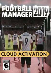 Football Manager 2019 - £20.72 @ Gamesdeal