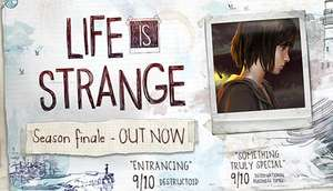 Life Is Strange (PC/Steam) Complete Season 1 £3.19/£2.87 @ Humble Store