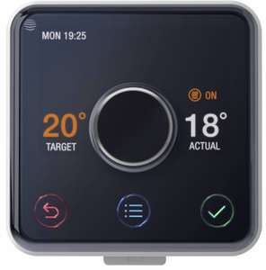 Hive Thermostat in Hive Black Friday deal 25% off. No hub included but free echo dot - £74.25 @ Hivehome