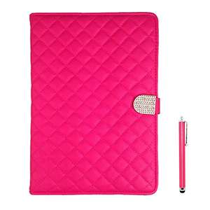 iPad Air 2 Protective Case (Rose Colour) with Stylus - £3.30 (add-on item) @ Amazon