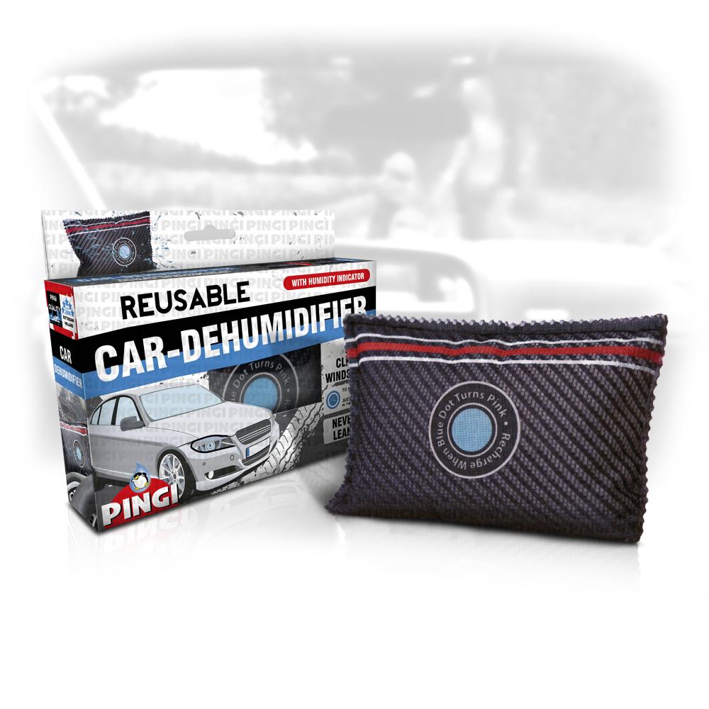 Pingi Reusable Car Dehumidifier £5.01 at Amazon Prime / £9.50 non-Prime