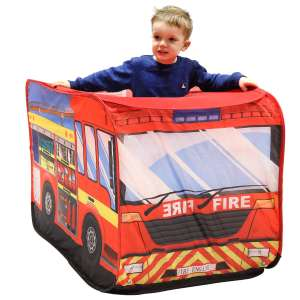 Charles Bentley Children's Fire Engine Play Tent now £11.99 Free P+P @ Buydirect4u