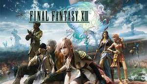 FINAL FANTASY XIII  (Steam) £5.49 @ Humble Store