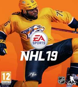 NHL 19 PS4/XBOX ONE £37.99 @ Argos