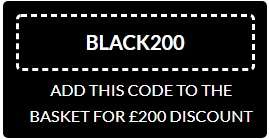 Up to £200 Extra Off with codes on  Black Friday deals - already online @ Appliance City