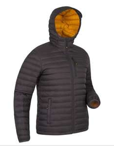 Henry Down padded jacket £47.99 w/code @ Mountain Warehouse - free delivery