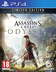 Assassin'S Creed Odyssey - Limited Edition (PS4/XB1) ~£34 at Amazon Spain