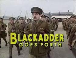 Blackadder goes Forth BBC I Player