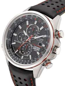 Eco-Drive Red Arrows World Chronograph A.T. Radio-Controlled Strap Mens Watch £257 @ Very