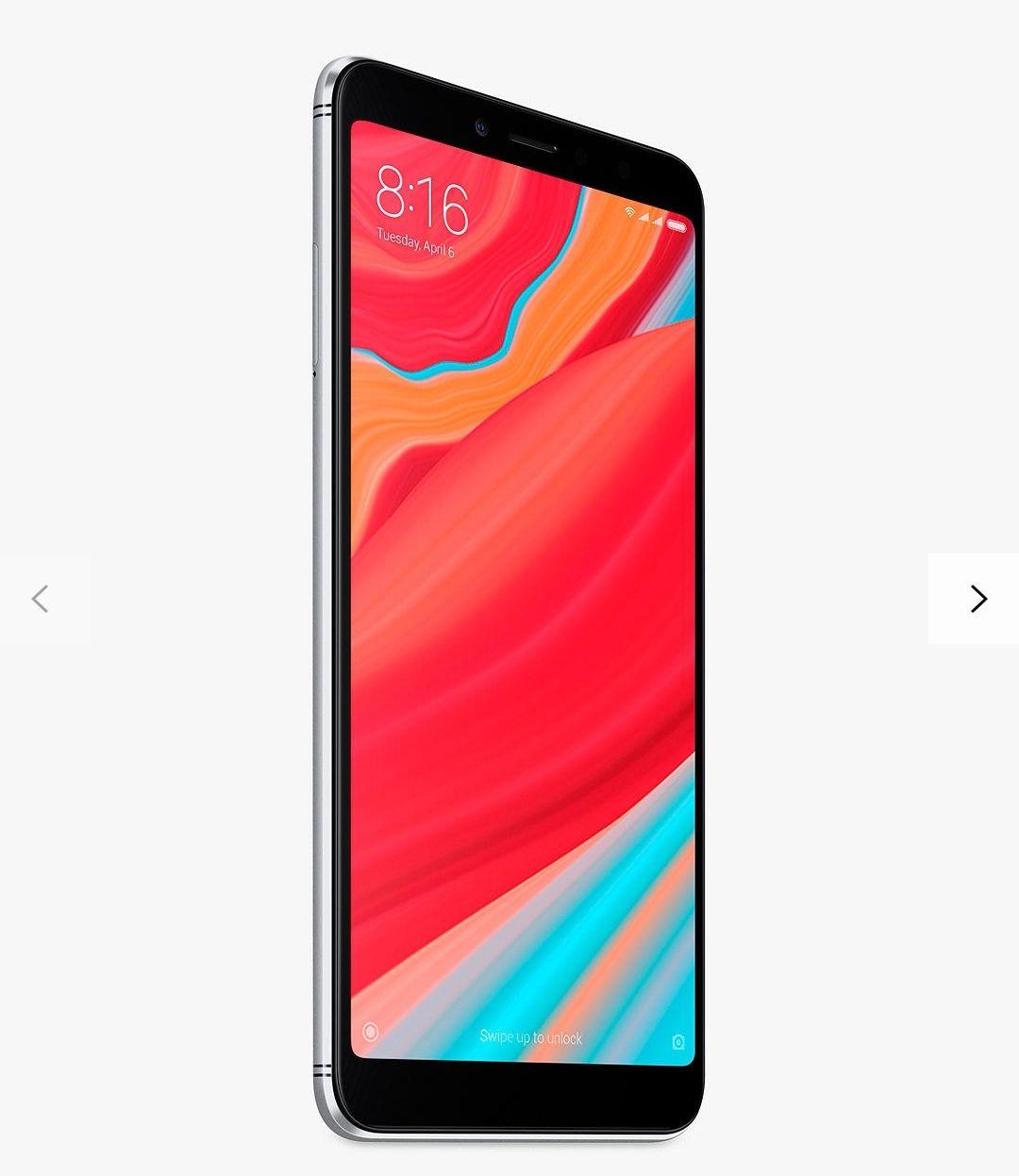 "Xiaomi Redmi S2 Dual SIM Smartphone, Android, 5.99"", 4G LTE, SIM Free, 32GB, Grey £135 @ John Lewis & Partners"