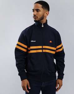 Ellesse Roma Track Top Orange £30 + £2.99 Delivery @ Terraces menswear