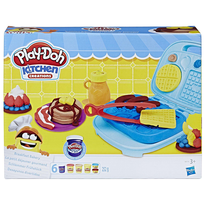 Play-Doh Kitchen Creations Breakfast Bakery Set for£6.80@ amazon