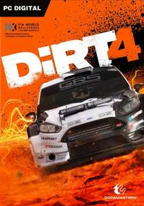 [Steam] DIRT 4 - £7.12 - Direct2Drive