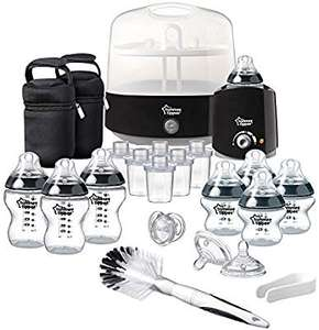 Tommee Tippee Closer to Nature Complete Feeding Set, Black £55.90 @ Amazon