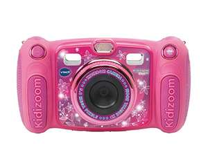 Vtech Kidizoom® Duo 5.0 Camera Pink £25 amazon - Lightning deal