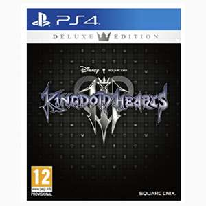 Kingdom Hearts 3 Deluxe Edition (PS4) £65.99 @ Amazon