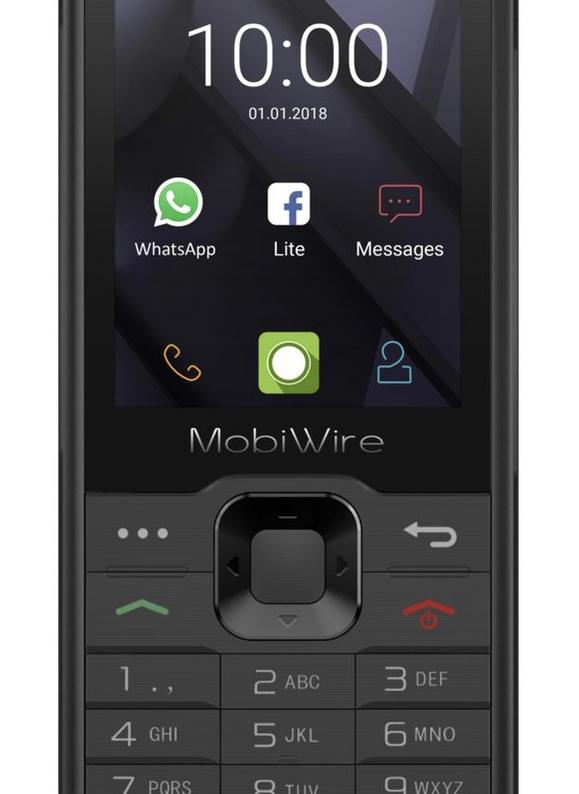 WhatsApp 3G candybar mobile £19.99 @ Argos