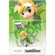 Toon link and sheik amiibo in stock at Nintendo £10.99 / £12.98 delivered