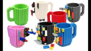 Brick Mug £6.50 only - perfect gift for everyone @ Groupon (+ £1.99 delivery)