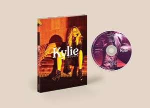 KYLIE GOLDEN DELUXE EDITION CD ALBUM 20 page A5 book case + 4 BONUS TRACKS £6.99 @ AMAZON PRIME BLACK FRIDAY (or +£2.99 Non-Prime)