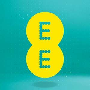 EE Sim only. 12 months contract | 20GB data / unlimited mins + texts = £16/month. Available to new and existing customers (£192 total)