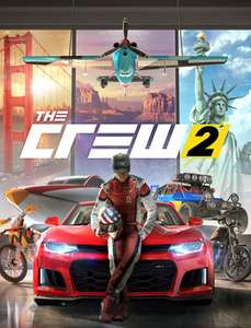 The Crew 2 Standard, Deluxe Edition, Tom Clancy's GRW and many others, Extra 20% OFF with Points - £14.99 @ Ubisoft Store (£8.99 delivery)