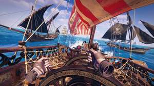 Furious Seas £6.04 and free month subscription + £8 credit with Viveport Trial (free)