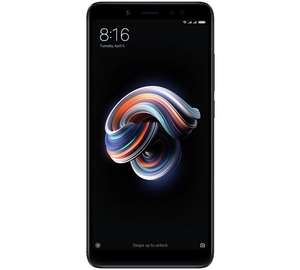 Xiaomi Redmi Note 5 (UK Version, 64gb/4gb...636 processor Sim Free) now reduced at Argos to...  £170