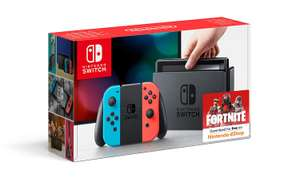 Nintendo switch console Amazon warehouse deals 20% off (Used - Like New) £215.95