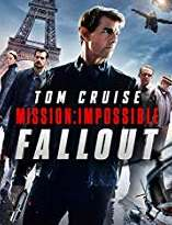 Mission Impossible: Fallout from 5.99(sd) to 7.99 (UHD) Rakuten