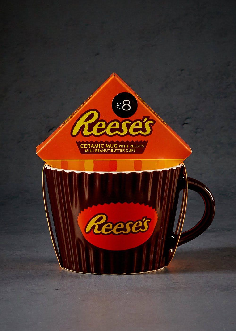 Reeses Mug & Mini Peanut Butter Cups Gift Set £6 @ Matalan Free C&C
