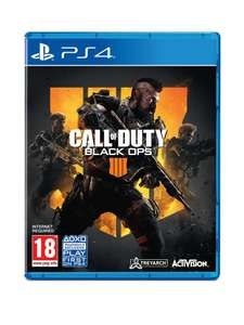 Call Of Duty: Black Ops 4 [PS4/XBox] £33.99 @ Very with C&C