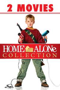 Home Alone 2 movie collection (1 in 4K) £4.99 @ iTunes