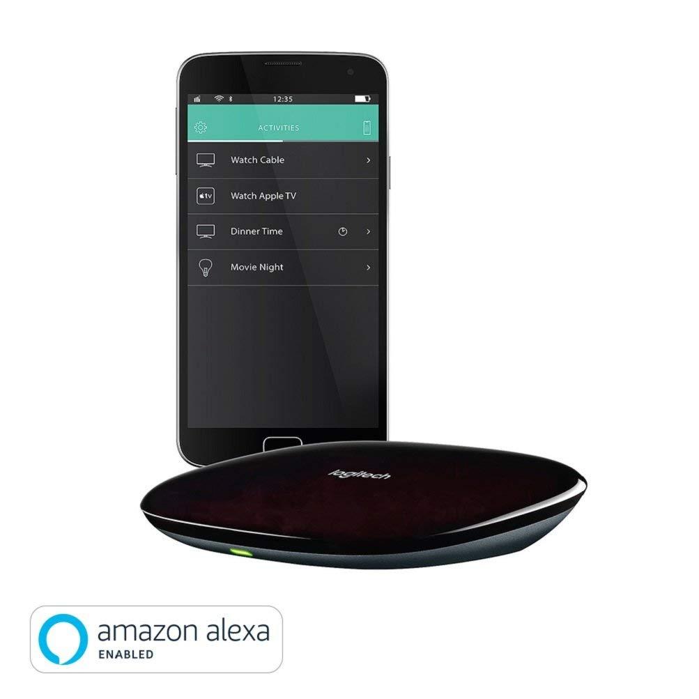 Logitech Harmony Smart Home TV Entertainment Hub £49.99 from Amazon