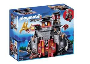 Playmobil 5479 Dragons Great Asian Dragon Castle - Multi-Coloured @ Amazon Warehouse Described As Like New £51