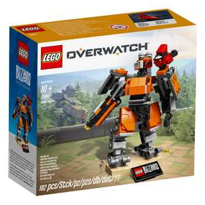 Restocked Lego 75987 Bastion Overwatch £29 on Blizzard store
