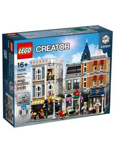 Lego 10255 Assembly Square - £134.99 @ John Lewis