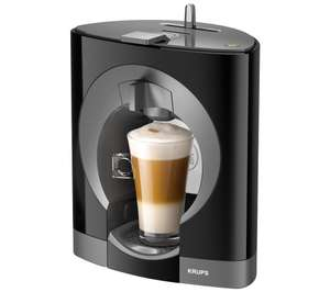 KRUPS Dolce Gusto Oblo Hot Drinks Machine - Black - £29.99 Delivered @ Currys