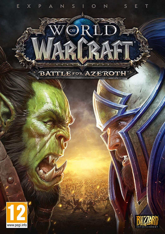 World of Warcraft Battle of Azeroth £27.99 Amazon