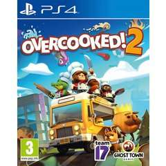 [PS4/Xbox One] Overcooked 2 - £12.99 - Smyths