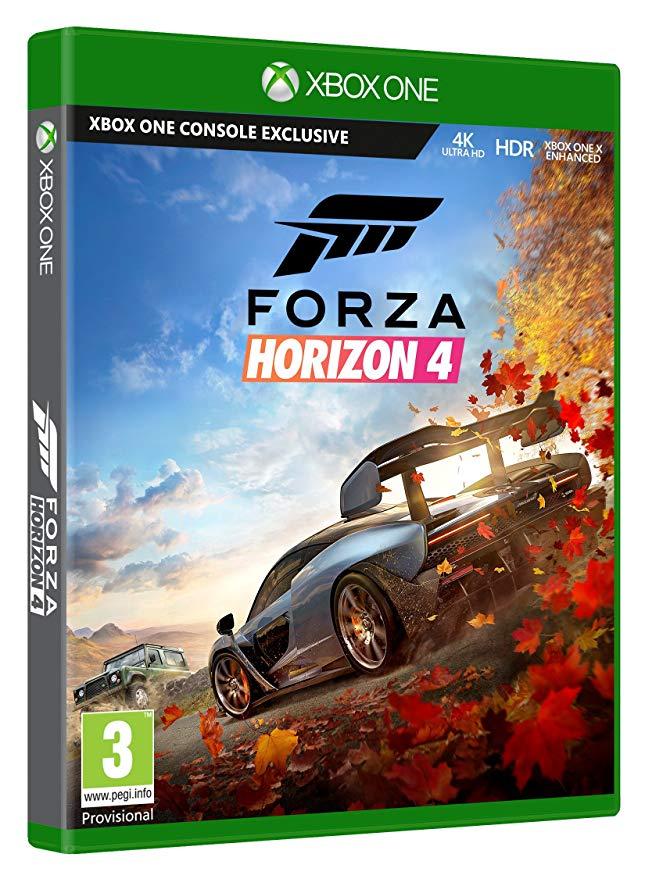 Forza Horizon 4 - Standard Edition (Xbox One) £27.99 delivered @ Amazon