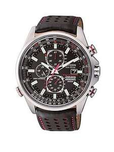 Citizen Eco-Drive Red Arrows World Chronograph A.T. Radio-Controlled Watch £257 @ Very