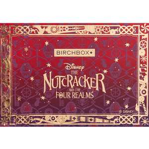 2 Birchboxes (Beauty Boxes) Delivered for £7.95 with code @ Birchbox [Disney: The Nutcracker and the Four Realms]