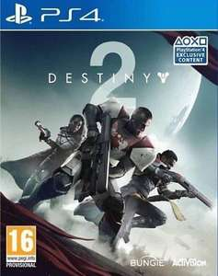 Destiny 2 (PS4) £2.99 Delivered (Like New) @ Boomerang via eBay