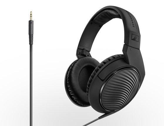 Sennheiser HD 200 Pro high res wired headphones £41 Sennheiser  Store