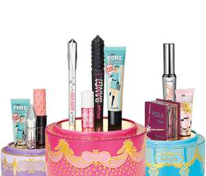 Benefit - Get Free Gifts For Spending £35 or £60
